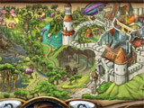 Dreampath: Curse of the Swamps Collector's Edition Mini Puzzle