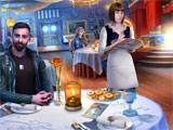 Dark Dimensions: Blade Master Collector's Edition Restaurant Scene